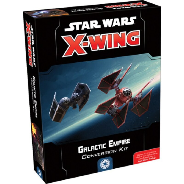Star Wars: X-Wing 2.Ed. - Galaktisches Imperium Konvertierungsset