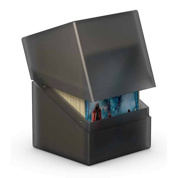 Boulder Deck Case™ 100+ Standard Size Onyx