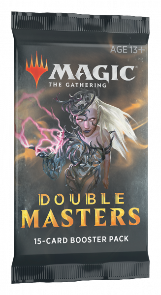 Double Masters - Booster (ENG)