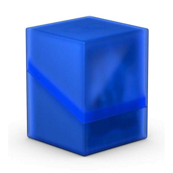 Boulder Deck Case™ 100+ Standard Size Sapphire
