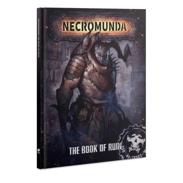 NECROMUNDA: THE BOOK OF RUIN (ENG) (300-60)