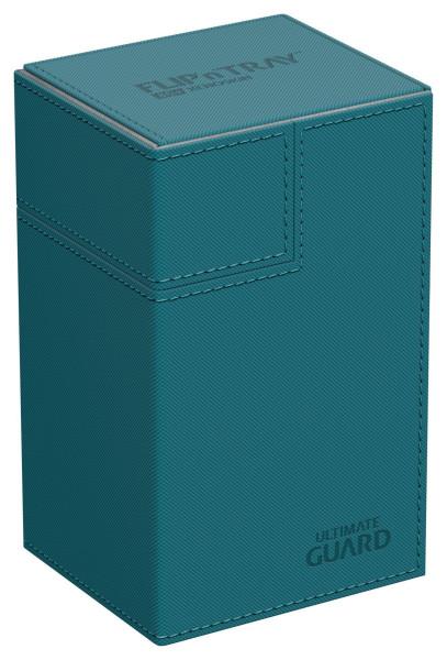 Flip´n´Tray Deck Case 80+ Standard Size XenoSkin™ Petrol