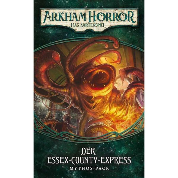 Arkham Horror: LCG - Der Essex-County-Express Mythos-Pack (Dunwich-2)