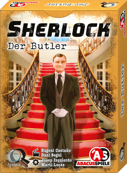 Sherlock Der Butler