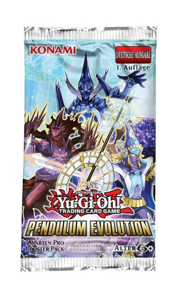 Pendulum Evolution - Booster (DEU) 1. Auflage