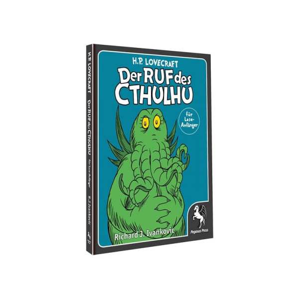 H.P. Lovecrafts Der Ruf des Cthulhu (Hardcover)