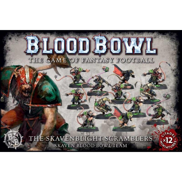 BLOOD BOWL: THE SKAVENBLIGHT SCRAMBLERS (200-11)