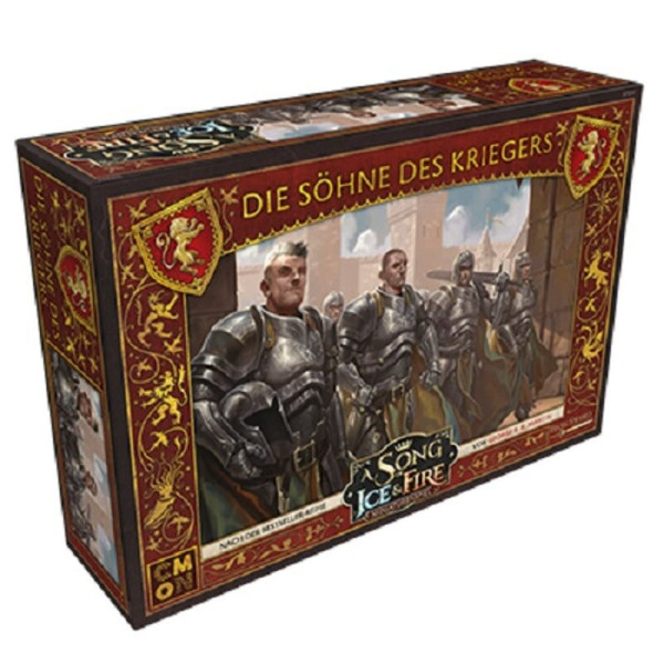 A Song of Ice & Fire - Die Söhne des Kriegers