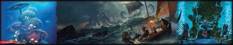 Dungeon Masters Screen - Von Schiffen und der See (Geister von Salzmarsch)