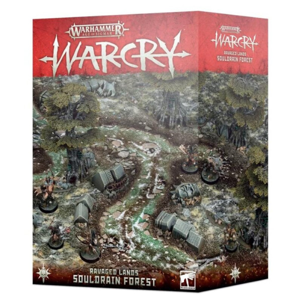 WARCRY: SOULDRAIN FOREST (111-33)