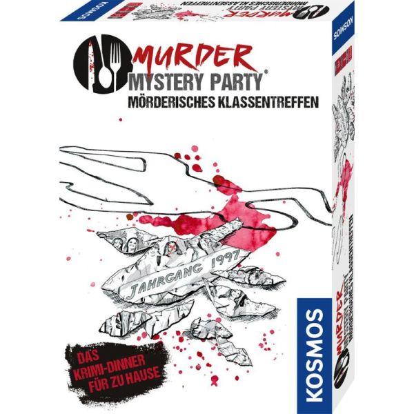 Murder Mystery Party - Mörderisches Klassentreffen