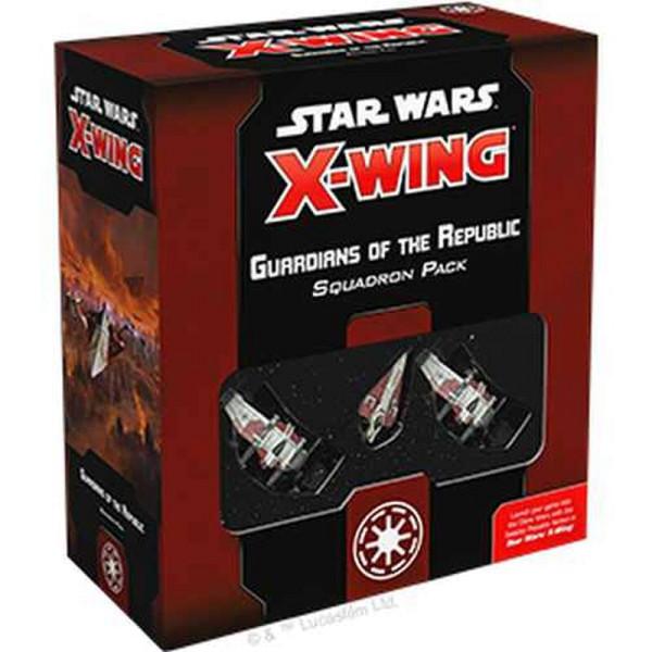 Star Wars: X-Wing 2.Ed. - Wächter der Republik Staffelpack
