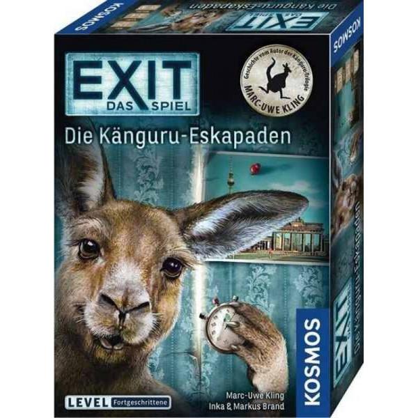 EXIT - Die Känguru-Eskapaden (Fortgeschrittene)