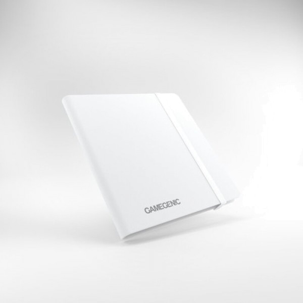 Gamegenic - Casual Album 24-Pocket White