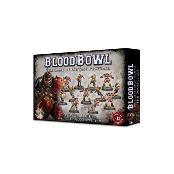 BLOOD BOWL: THE DOOM LORDS (200-47)