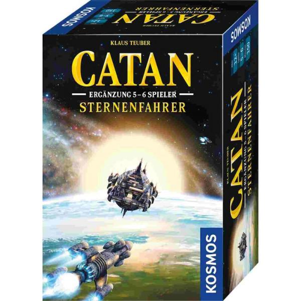 Catan Sternenfahrer - Ergänzung 5-6