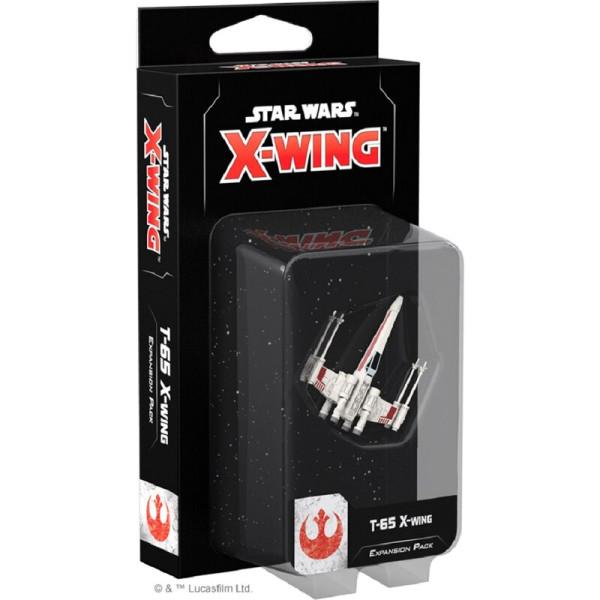 Star Wars: X-Wing 2.Ed. - T-65-X-Flügler