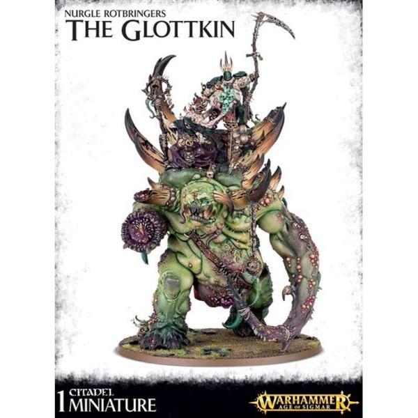 NURGLE ROTBRINGERS THE GLOTTKIN (83-25)