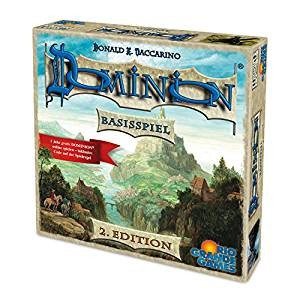 Dominion: Basisspiel [2. Edition]