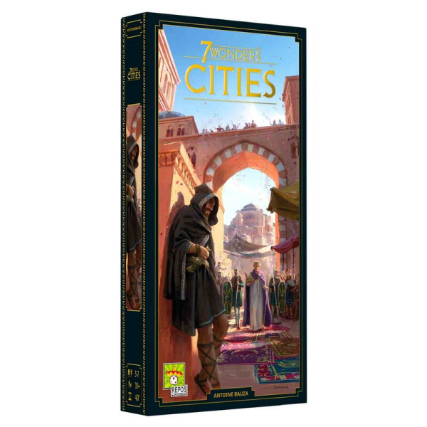 7 Wonders - Cities (neues Design)