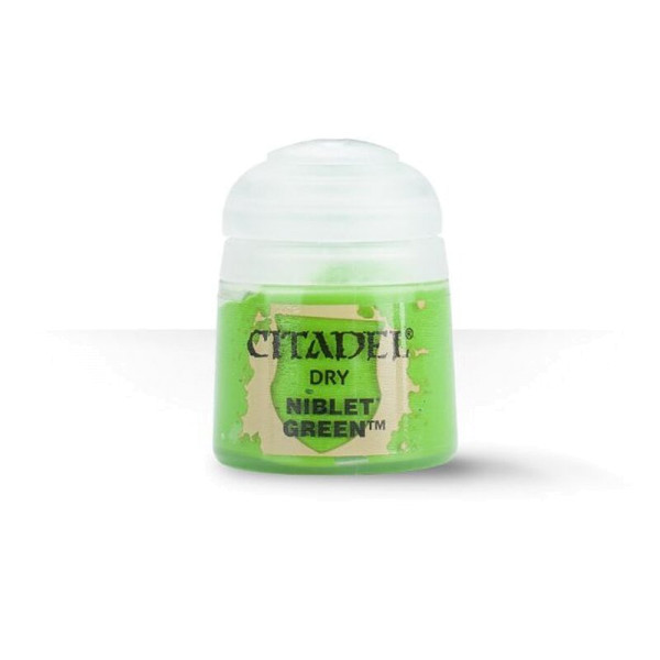 DRY: NIBLET GREEN (23-24)