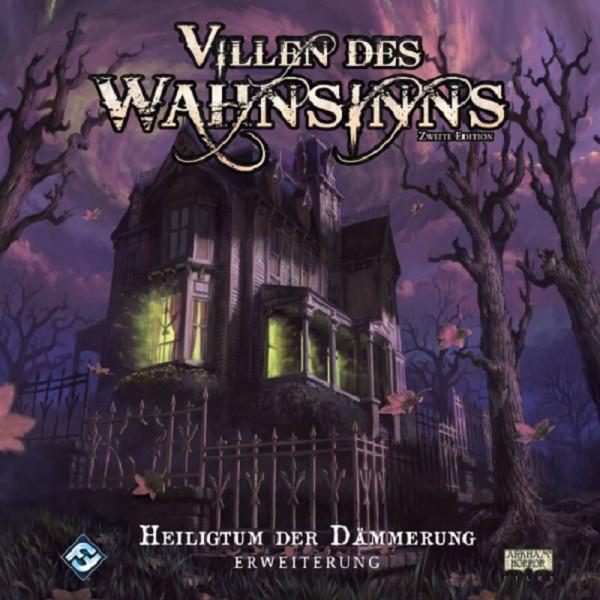 Villen des Wahnsinns 2.Ed. - Heiligtum der Dämmerung