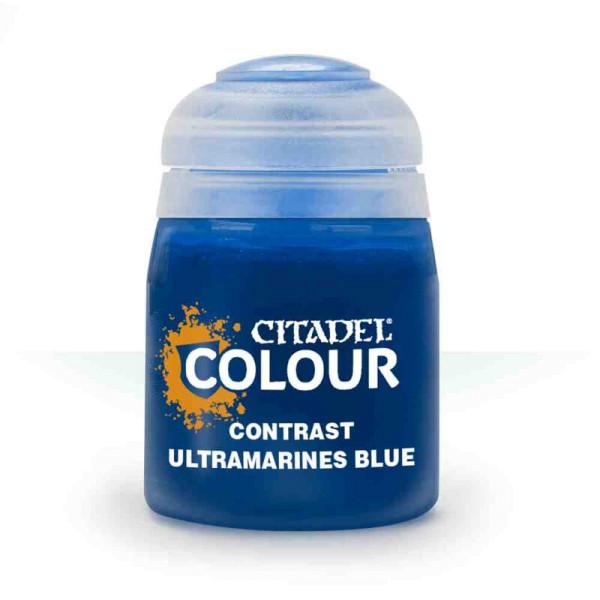 CONTRAST: ULTRAMARINES BLUE (18ML) (29-18)