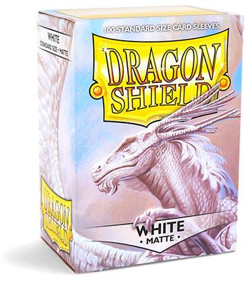 Dragon Shield: Matte White (100)