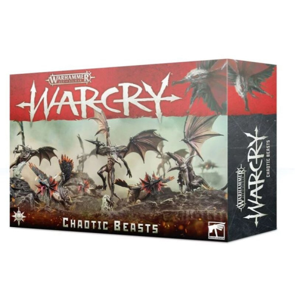 WARCRY: CHAOTIC BEASTS (111-21)