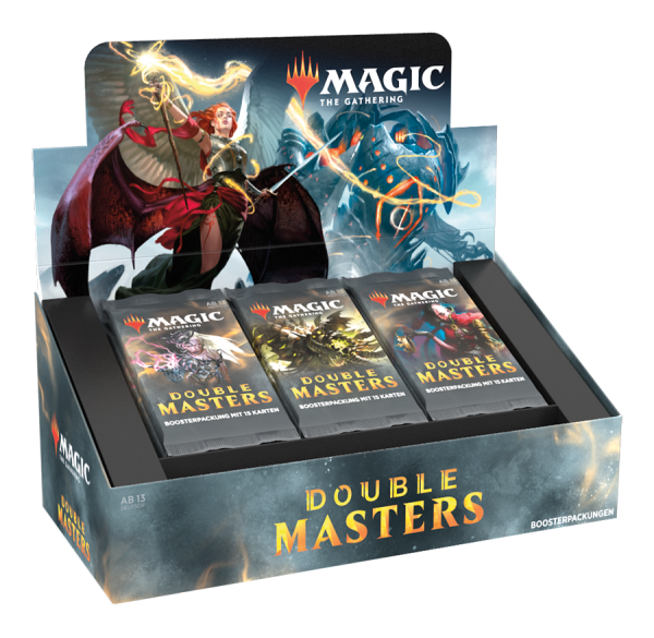 Double Masters - Booster Display (DEU)