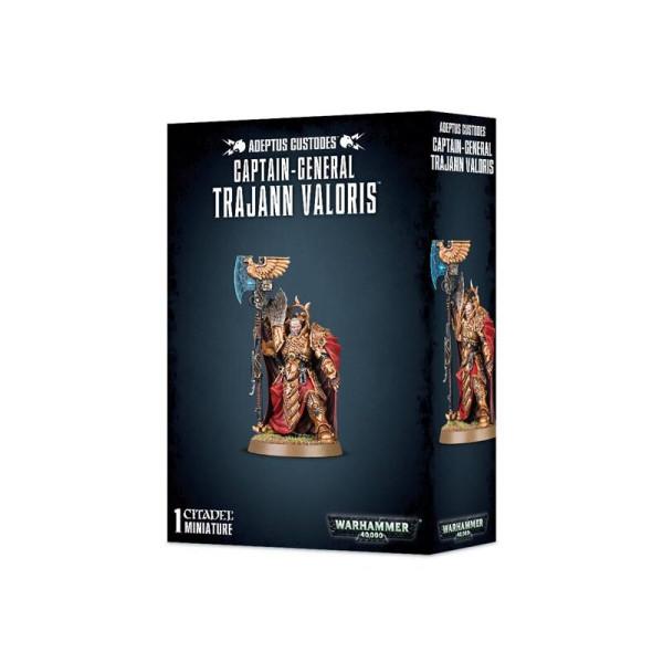 CAPTAIN-GENERAL TRAJANN VALORIS (01-10)