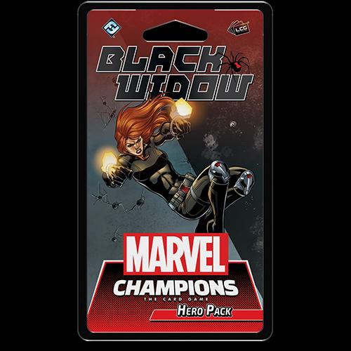 Marvel Champions: Das Kartenspiel - Black Widow Erweiterung - DE