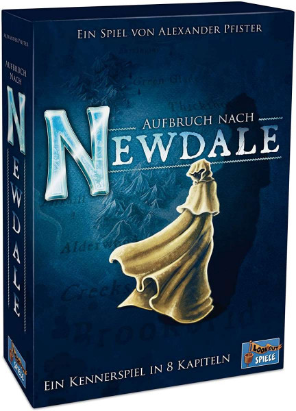 Newdale Aufbruch in ein neues Tal