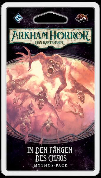 Arkham Horror: LCG - In den Fängen des Chaos Mythos-Pack (Der-gebrochene-Kreis-5)