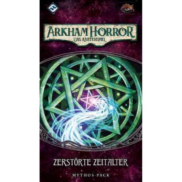 Arkham Horror: LCG - Zerstörte Zeitalter Mythos-Pack (Vergessene-Zeitalter-6)