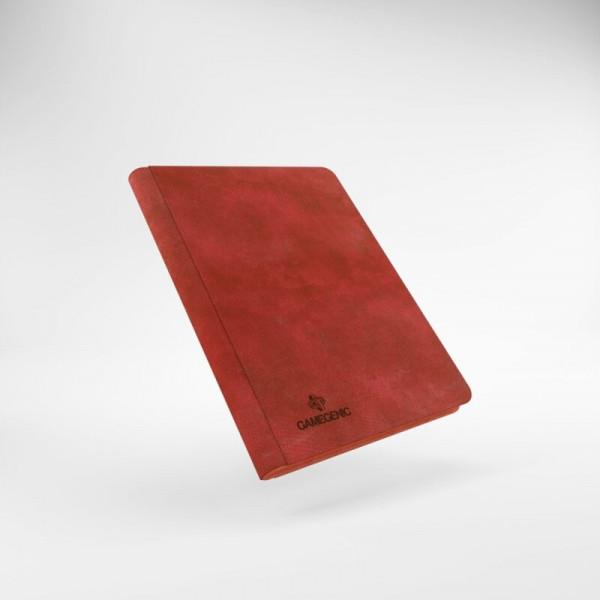 Gamegenic - Zip-Up Album 18-Pocket Red