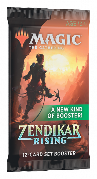 Zendikar Rising - Set Booster (ENG)