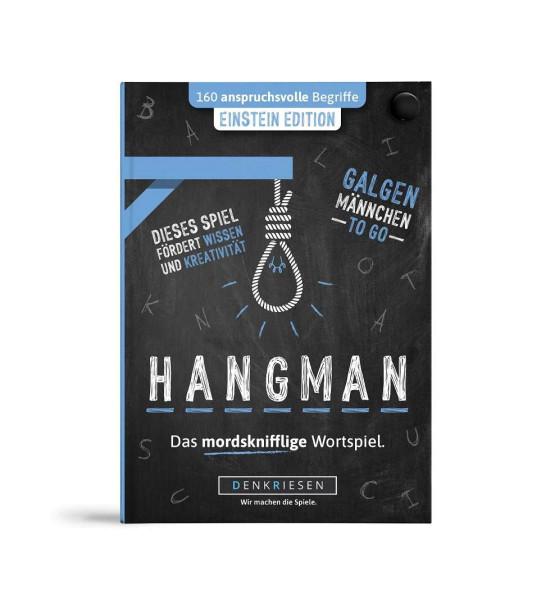 """HANGMAN Einstein Edition """"Galgenmännchen TO GO"""""""