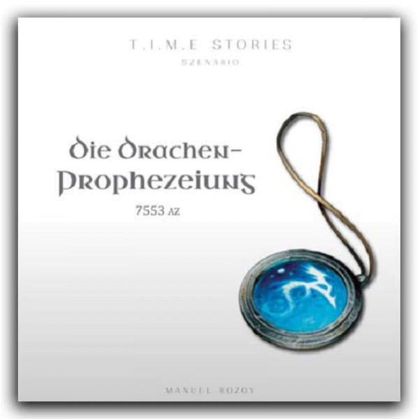 T.I.M.E Stories - Die Drachen-Prophezeiung