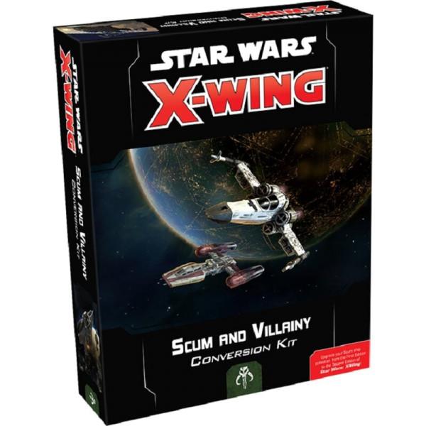 Star Wars: X-Wing 2.Ed. - Abschaum und Kriminelle Konvertierungsset