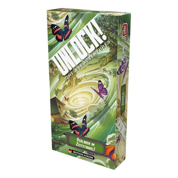 Unlock! - Verloren im Zeitstrudel! (Einzelszenario)