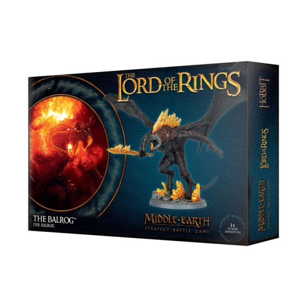 THE LORD OF THE RINGS: DER BALROG (30-26)
