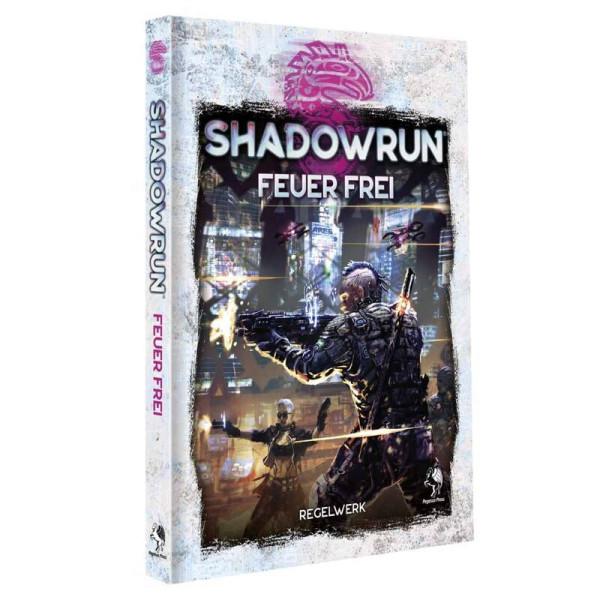 Shadowrun 6: Feuer frei