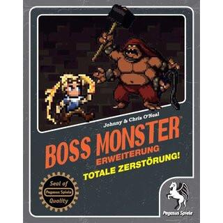 Boss Monster Erweiterung: Totale Zerstörung!