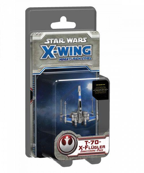 Star Wars: X-Wing 1.Ed. - T-70-X-Flügler