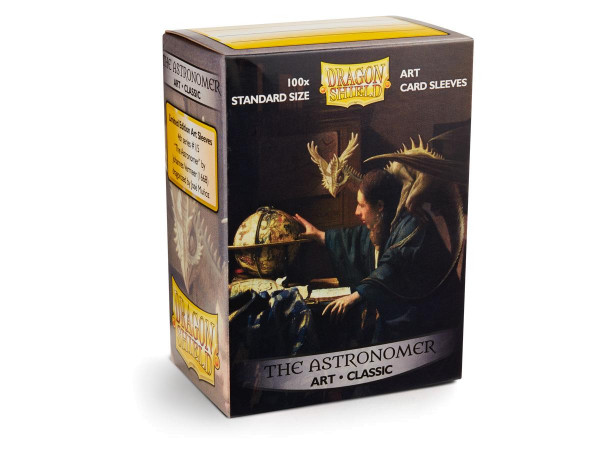 Dragon Shield: ART Sleeves Classic The Astronomer (100)