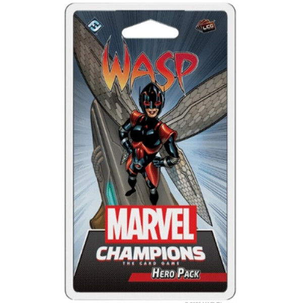 Marvel Champions The Card Game: The Wasp Hero Pack - EN