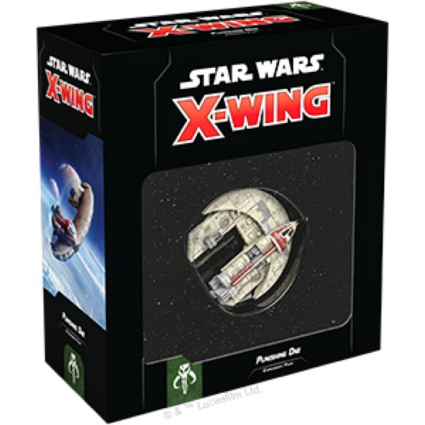 Star Wars: X-Wing 2.Ed. - Vollstrecker Eins