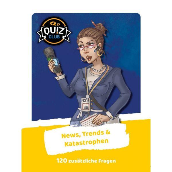 Funtails Quiz Club - News, Trends & Katastrophen Erweiterung