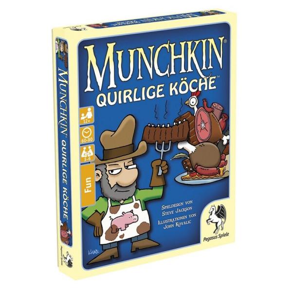 Munchkin: Quirlige Köche